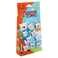 Rorys Story Cubes Adventure Time