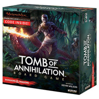 D&D Tomb of Annihilation Adventure System Board Game Standard Edition