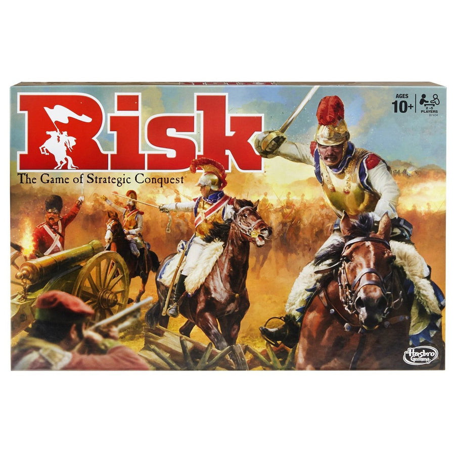2016 New Version RISK The Game of Strategic Conquest By Hasbro