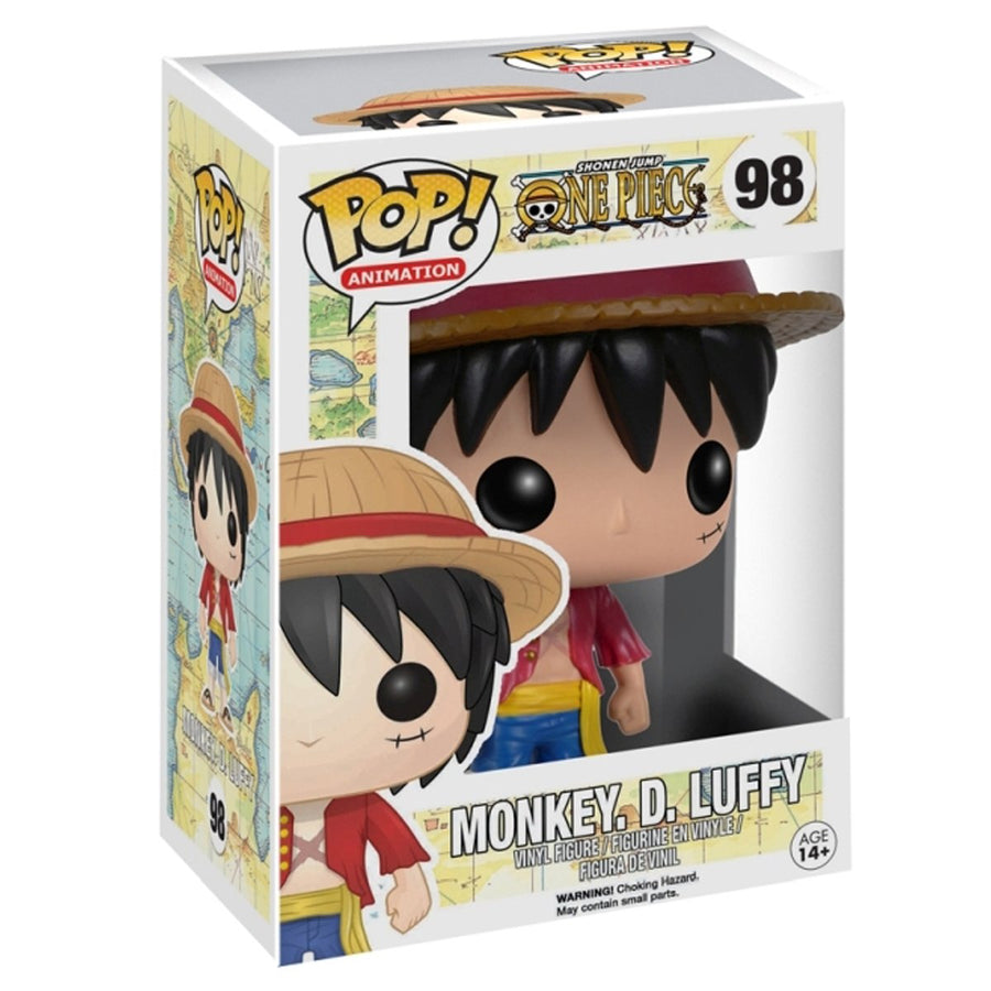 One Piece - Luffy Pop!
