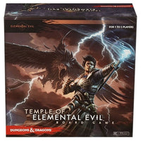 D&D Dungeons & Dragons: Temple of Elemental Evil Board Game