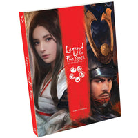 Legend of the Five Rings RPG Core Rulebook