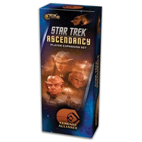 Star Trek Ascendancy Ferengi Alliance Expansion Card Game