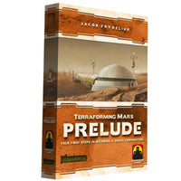Terraforming Mars Prelude Expansion