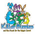 Killer Bunnies Quest Unsigned Rulebook Card Game