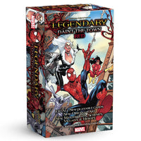 Marvel Legendary Deck-Building Game Paint the Town Red