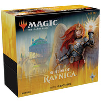 Magic the Gathering MTG Guilds of Ravnica Bundle Trading Card Game