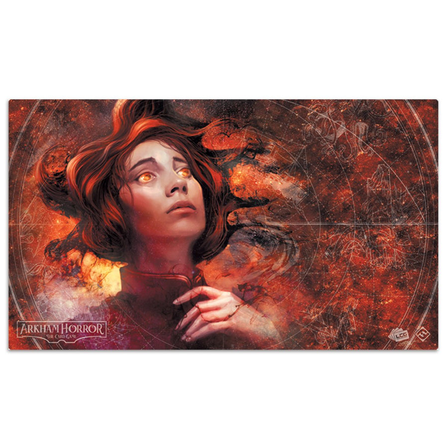 Arkham Horror Across Space and Time Playmat