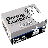 Daring Contest Card Game Party Game