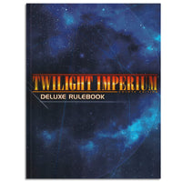 Hardcover Rule Book Deluxe Edition for Twilight Imperium 4th Edition