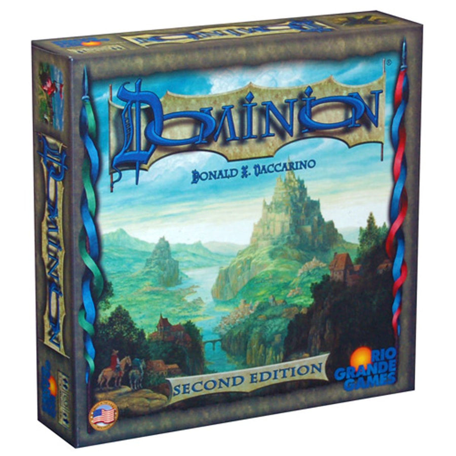 Dominion 2nd Edition Board Game Rio Grande Games