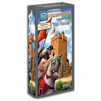 Carcassonne Expansion #4 The Tower Board Game
