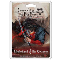 Legend of the Five Rings LCG Underhand of the Emperor