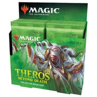 Magic the Gathering MTG Theros Beyond Death Collector Booster Box W/ 12 Packs