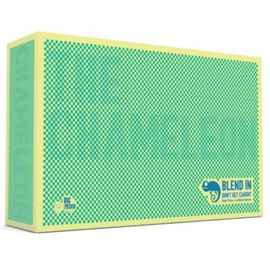 The Chameleon Card Game Board Game