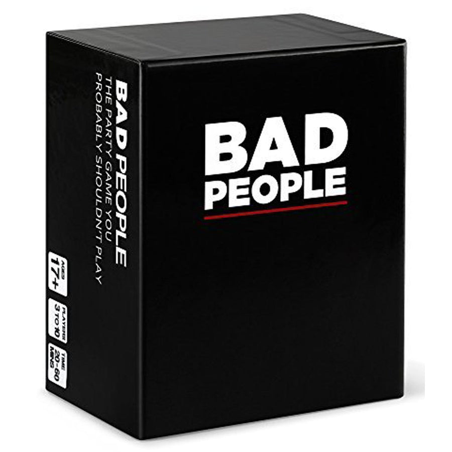 Bad People - The Party Game You Probably Shouldnt Play Core Game
