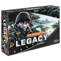 Pandemic Legacy Season 2 Black Edition Board Game