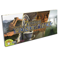 7 Wonders Wonder Pack Expansion Board Game Card Game