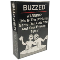 Buzzed Drinking Game VR Exclusive