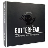 Gutterhead Card Game Board Game