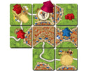 Carcassonne #10 Under the Big Top Expansion Board Game