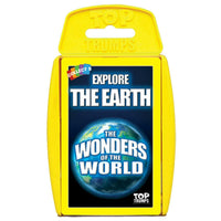 Top Trumps The Wonders of the World