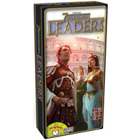 7 Wonders (Seven) Leaders Expansion Board Game
