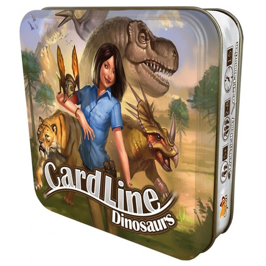Cardline Dinosaurs Card Game Board Game