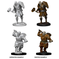 D&D Nolzurs Marvelous Miniatures Male Goliath Fighter