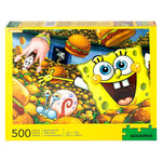 SpongeBob SquarePants Cast 500pc Puzzle