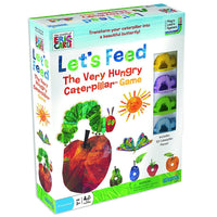 Lets Feed The Very Hungry Caterpillar Game Board Game