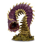 D&D Icons of the Realms Fangs and Talons Purple Worm Premium Set
