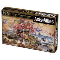 Axis and Allies WWII 1941 Board Game Card Game
