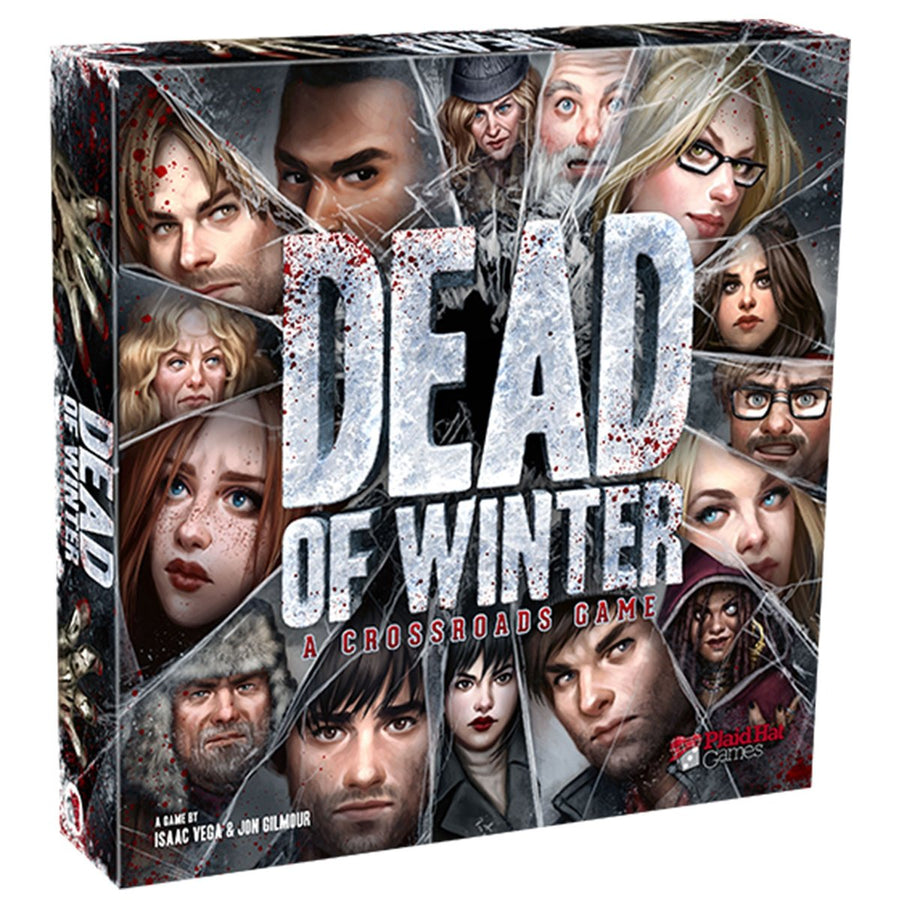 Dead of Winter A Crossroads Game Board Game