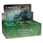 Magic The Gathering MTG Zendikar Rising Draft Booster Box W/ 36 Packs