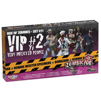 Zombicide: VIP Very Infected People 2 Expansion Board Game