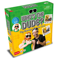 Who's the Dude Board Game