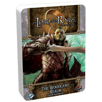 Lord of the Rings LCG The Woodland Realm Custom Scenario Set