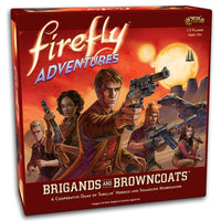 Firefly Adventures Brigands and Browncoats Card Game Board Game