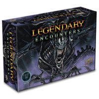 Legendary Encounters - An Alien Expansion Deck-Building Game Board Game