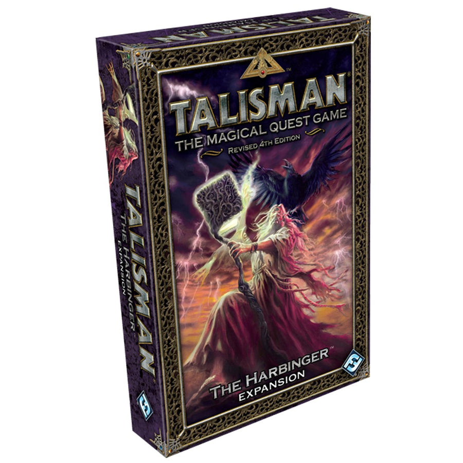 Talisman 4th Revised Edition Harbinger Expansion