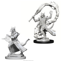 Dungeons & Dragons - Nolzur's Marvelous Unpainted Minis: Tiefling Male Sorcerer