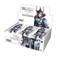 Final Fantasy Trading Card Game Opus X Booster Box