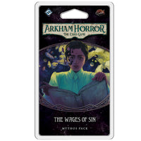 Arkham Horror LCG The Wages of Sin Mythos Pack