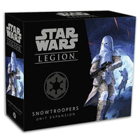 Star Wars Legion Snow troopers Board Game Card Game