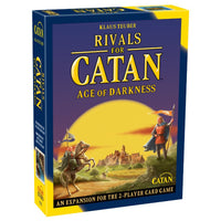 Settlers of Catan Rivals of Catan Age of Darkness Board Game