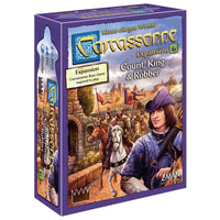 Carcassonne Expansion 6 Count King and Robber Expansion Pack