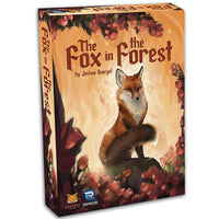 The Fox in the Forest Card Game Board Game