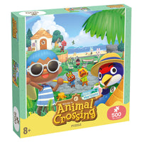 PREORDER Animal Crossing 500 piece Puzzle
