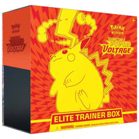 PREORDER POKEMON TCG Sword and Shield Vivid Voltage Elite Trainer Box